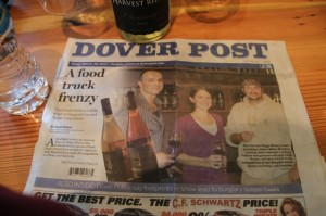 dover post cover