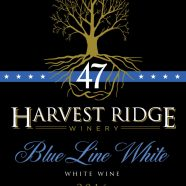 Blue Line White: Our Limited Release White Wine Blend and the Story Behind Its Name