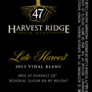 Late Harvest Vidal